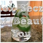 3 Detox Secrets to Get You Skin Sexy and Glowing for Summer!