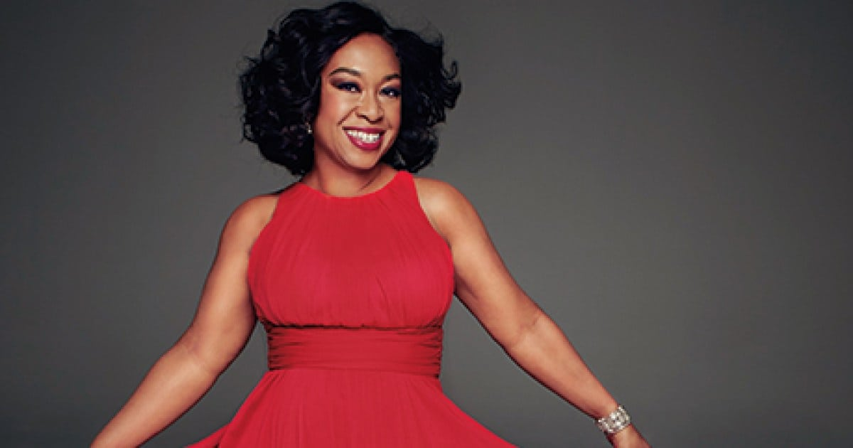 Shonda Rhimes Shocked Shocked That Weight Matters