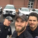 """""""As If Florida Wasn't Wet Enough.."""" Hilarious Thirst Comments On Police Hottie Photo"""