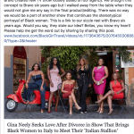 Black Girl Travel Founder Says Bravo Stole Her Idea for New Show