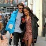 Carefree Black Girl Alert: Malia Obama Is Still Seeing the Handsome Brit